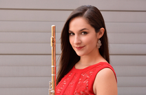 Photo of Flutist Gina
