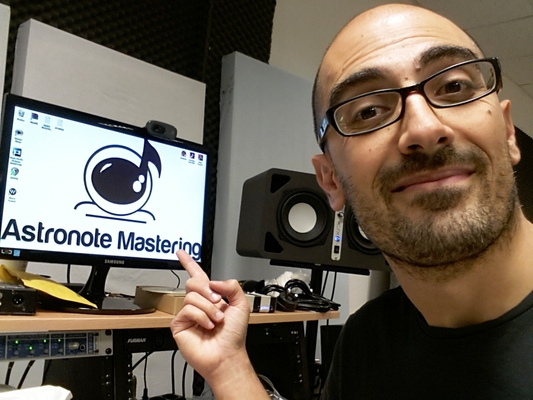 Astronote Mastering on SoundBetter