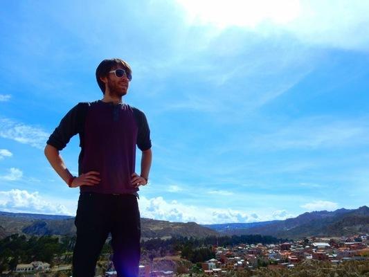 Gareth James on SoundBetter