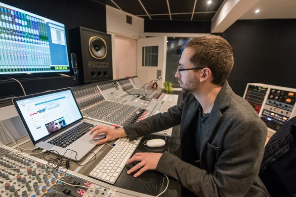 Simon Strehler on SoundBetter