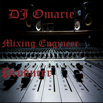 DJ Omarie on SoundBetter