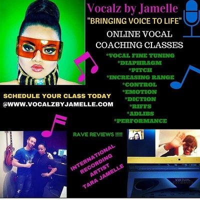Tara Jamelle Jones on SoundBetter
