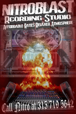 NitroBlast Recording Studio on SoundBetter