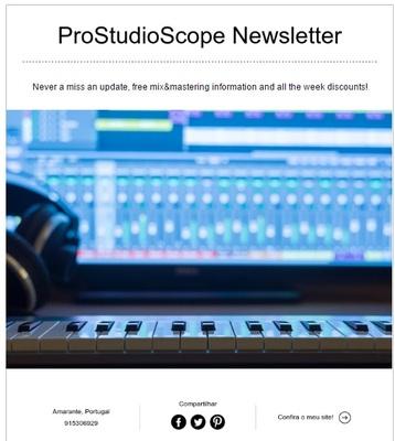 ProStudioScope on SoundBetter