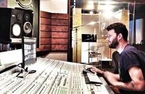 Photo of Maxime Morin. Professional audio engineer