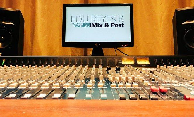 Edu Reyes R. on SoundBetter