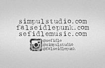 Photo of Sef Idle at Simpul Studio