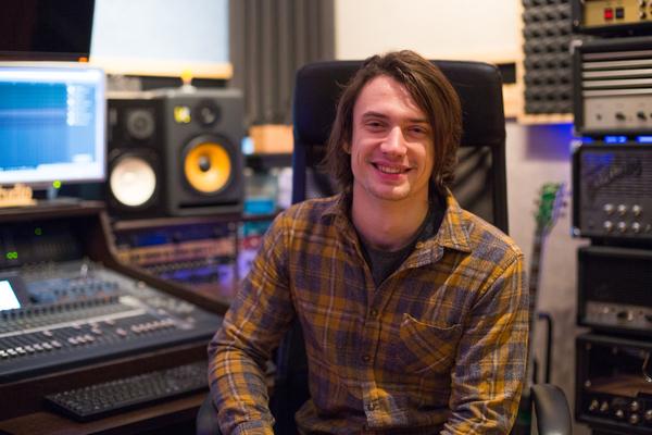 Dave Charmer on SoundBetter