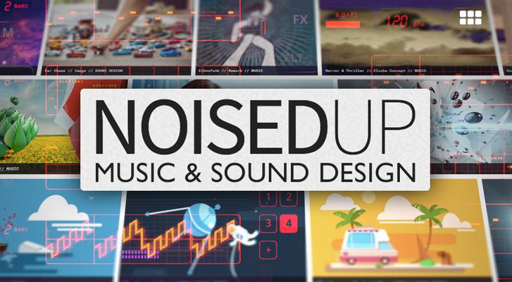 NOISEDUP Studio on SoundBetter