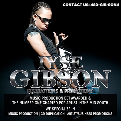 Iyse Gibson Productions on SoundBetter