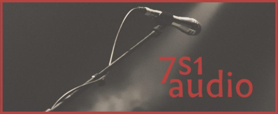 7s1 audio on SoundBetter