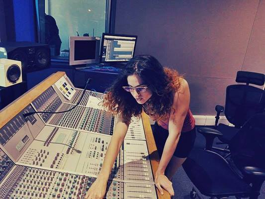 Angeliki Mourgela on SoundBetter