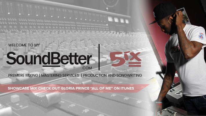 5ix on SoundBetter