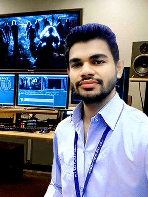 Ravi Kumar on SoundBetter