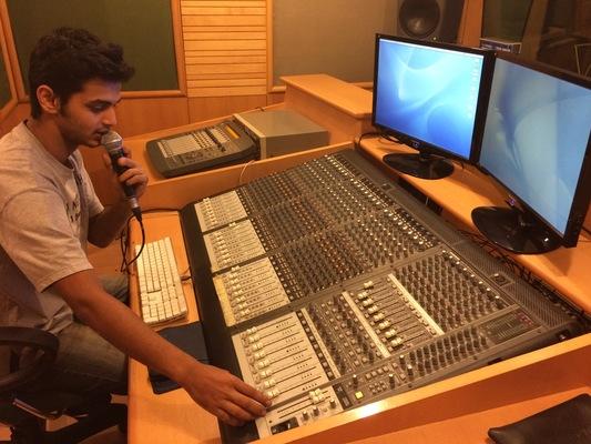 Samir Dharap on SoundBetter