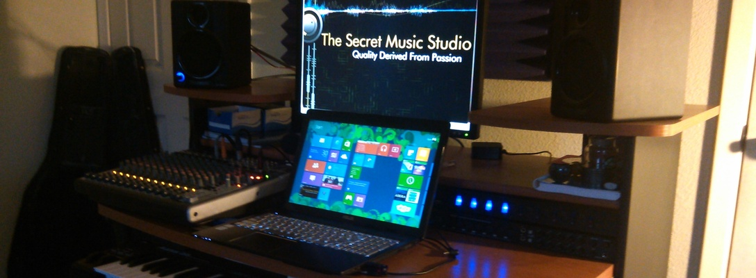 Secret Music Studio on SoundBetter