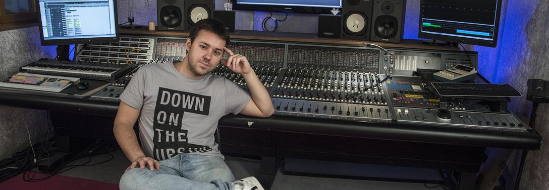 Thomas JUSTEAU on SoundBetter