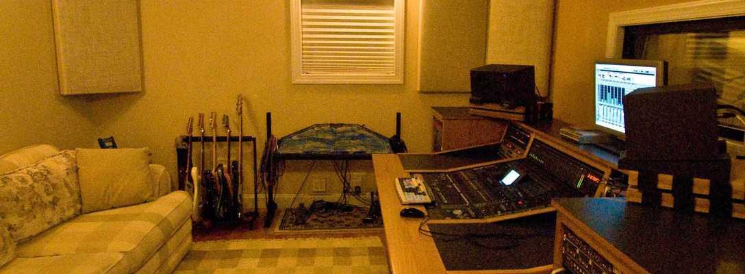 The Park Recording Studio on SoundBetter
