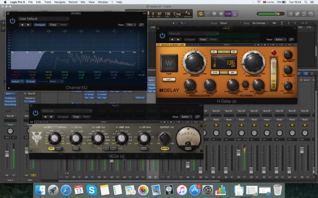 vitality audio on SoundBetter