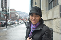 Photo of Monica Fuji