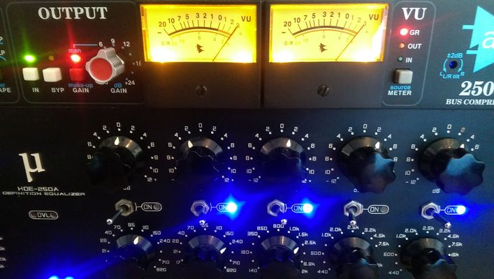 Medway Studios on SoundBetter