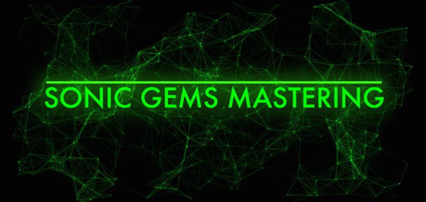 Sonic Gems Mastering on SoundBetter