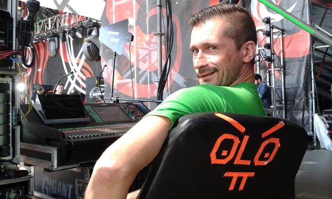 OLO Live Stage on SoundBetter