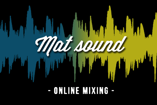 Mat Sound Online Mixing on SoundBetter