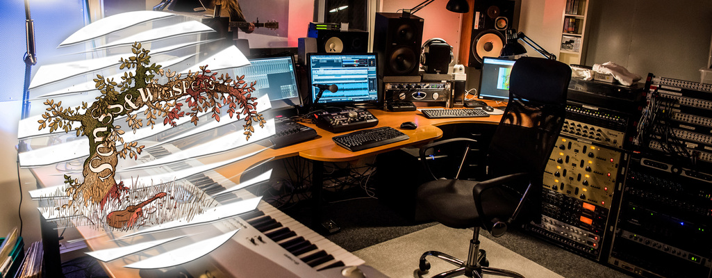 """""""SONGS & WHISPERS"""" - STUDIO on SoundBetter"""