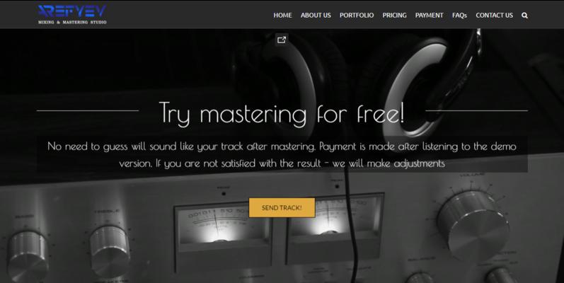 AREFYEV Studio on SoundBetter