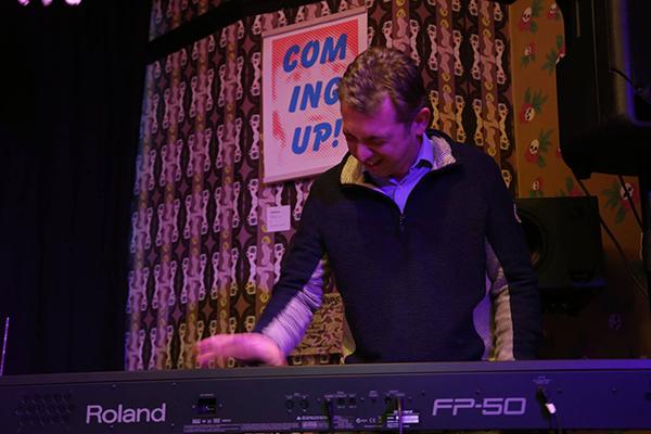 Tim Spencer on SoundBetter