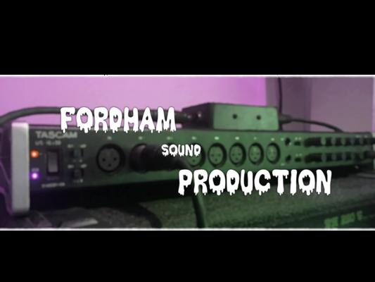 Fordham Sound Production on SoundBetter