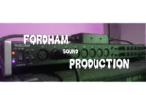 Photo of Fordham Sound Production