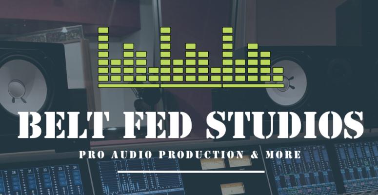 Belt Fed Studios on SoundBetter