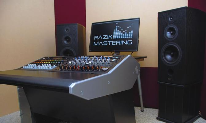 Razik Mastering on SoundBetter