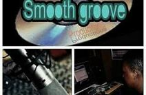 Photo of smooth groove
