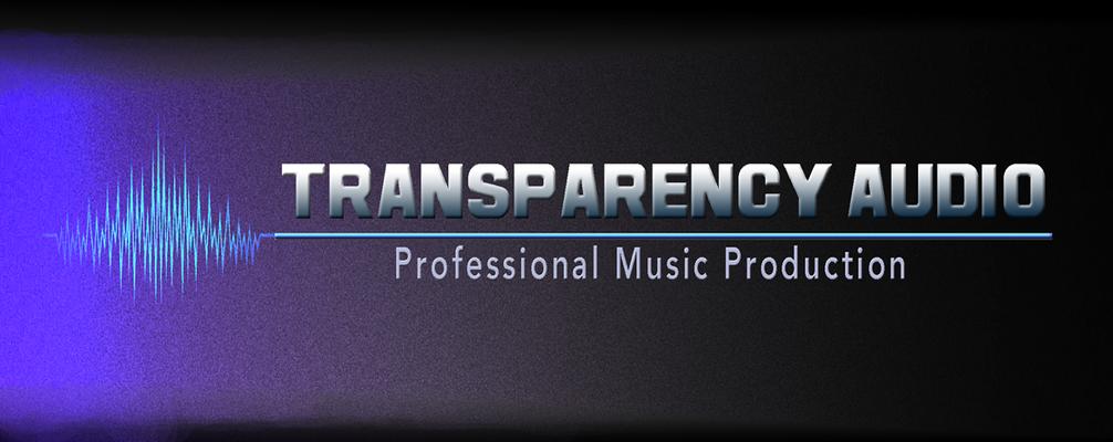 Transparency Audio on SoundBetter
