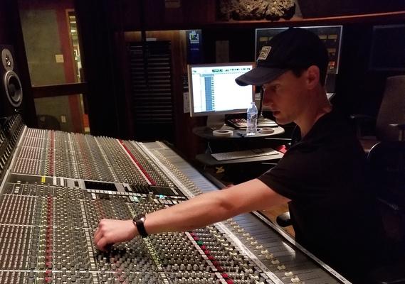 Alex Spencer on SoundBetter