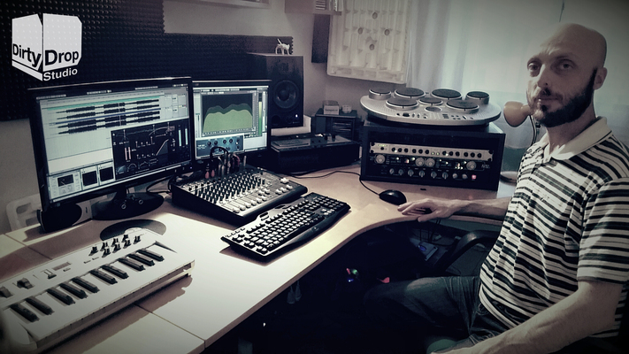 Dirty Drop mix & mastering on SoundBetter
