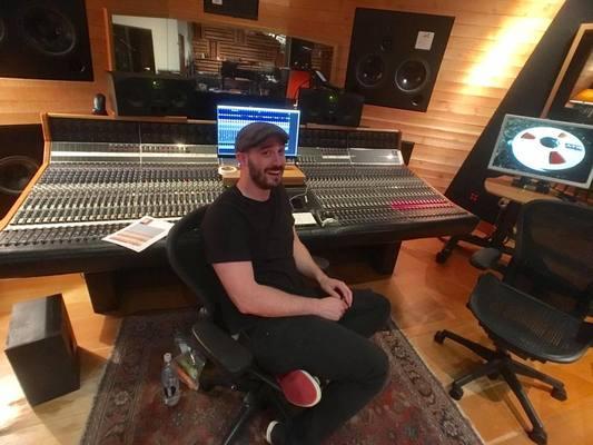 Lee Bothwick on SoundBetter