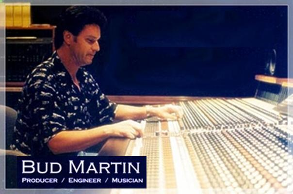 Bud Martin (Producer/ Engineer/Musician/Arranger) on SoundBetter