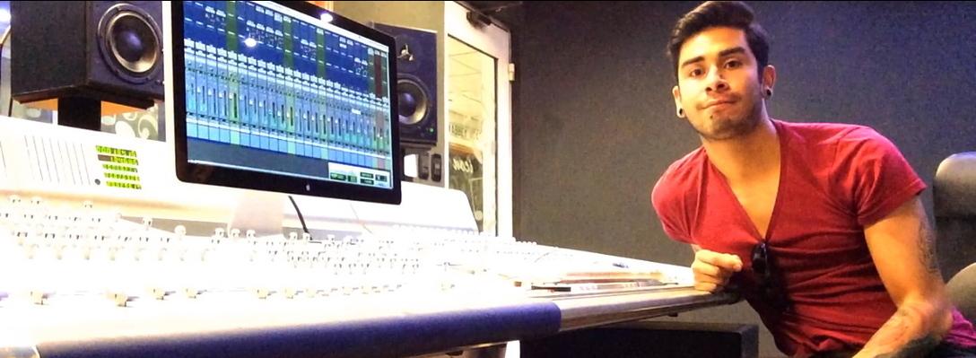 Alex Medrano on SoundBetter