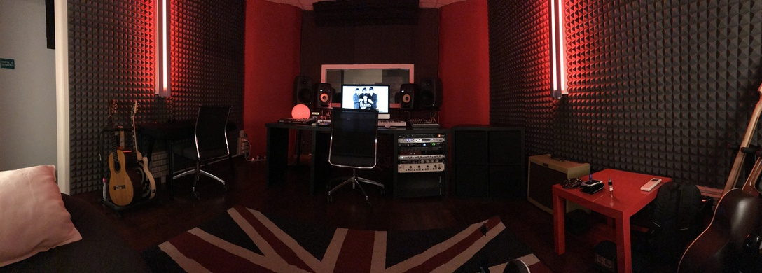 Sinergy Recording Studio on SoundBetter