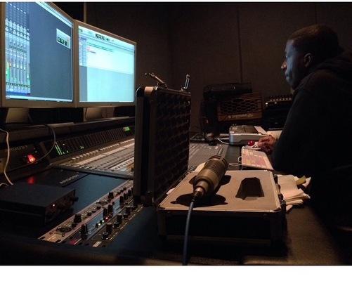 Anthony AA on SoundBetter