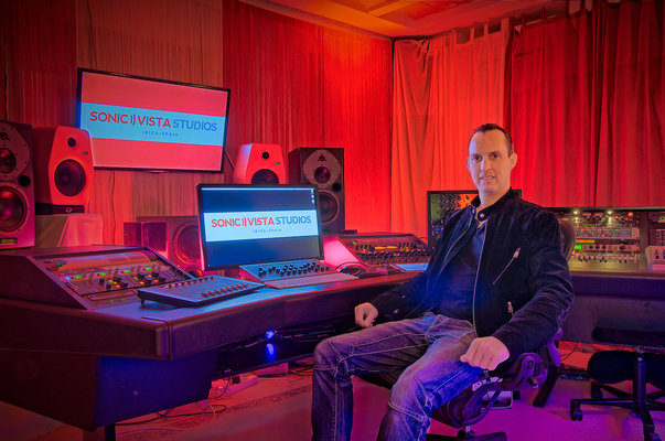 Sonic Vista Studios on SoundBetter