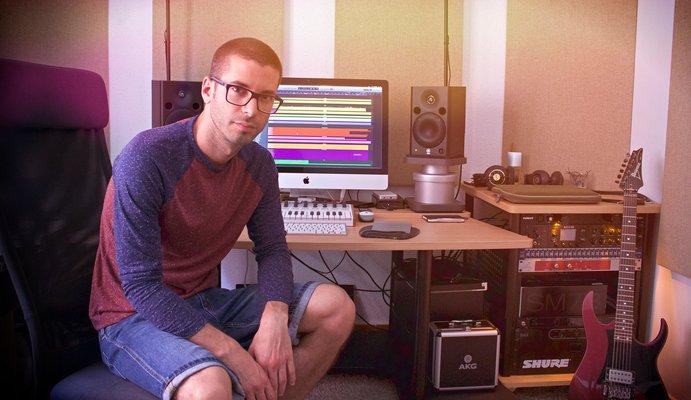 Sebastian Sendon on SoundBetter