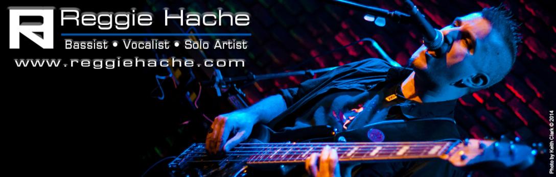 Reggie Hache on SoundBetter