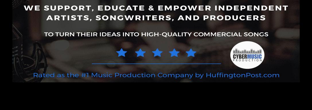 Cyber Music Production on SoundBetter