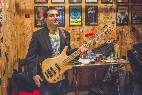 Alex Kaminstein on SoundBetter