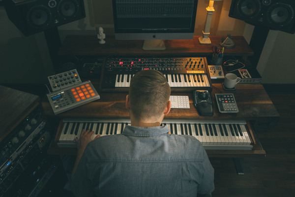 Ryan Prewett on SoundBetter